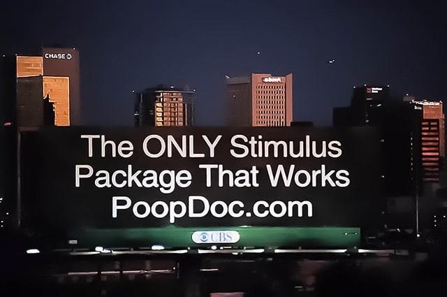 PoopDoc Billboard