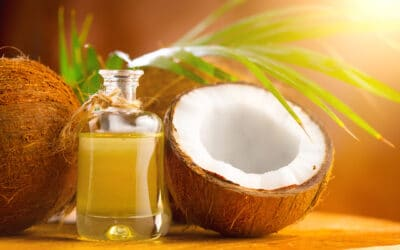 How Virgin Coconut Oil Helps Relieve Constipation